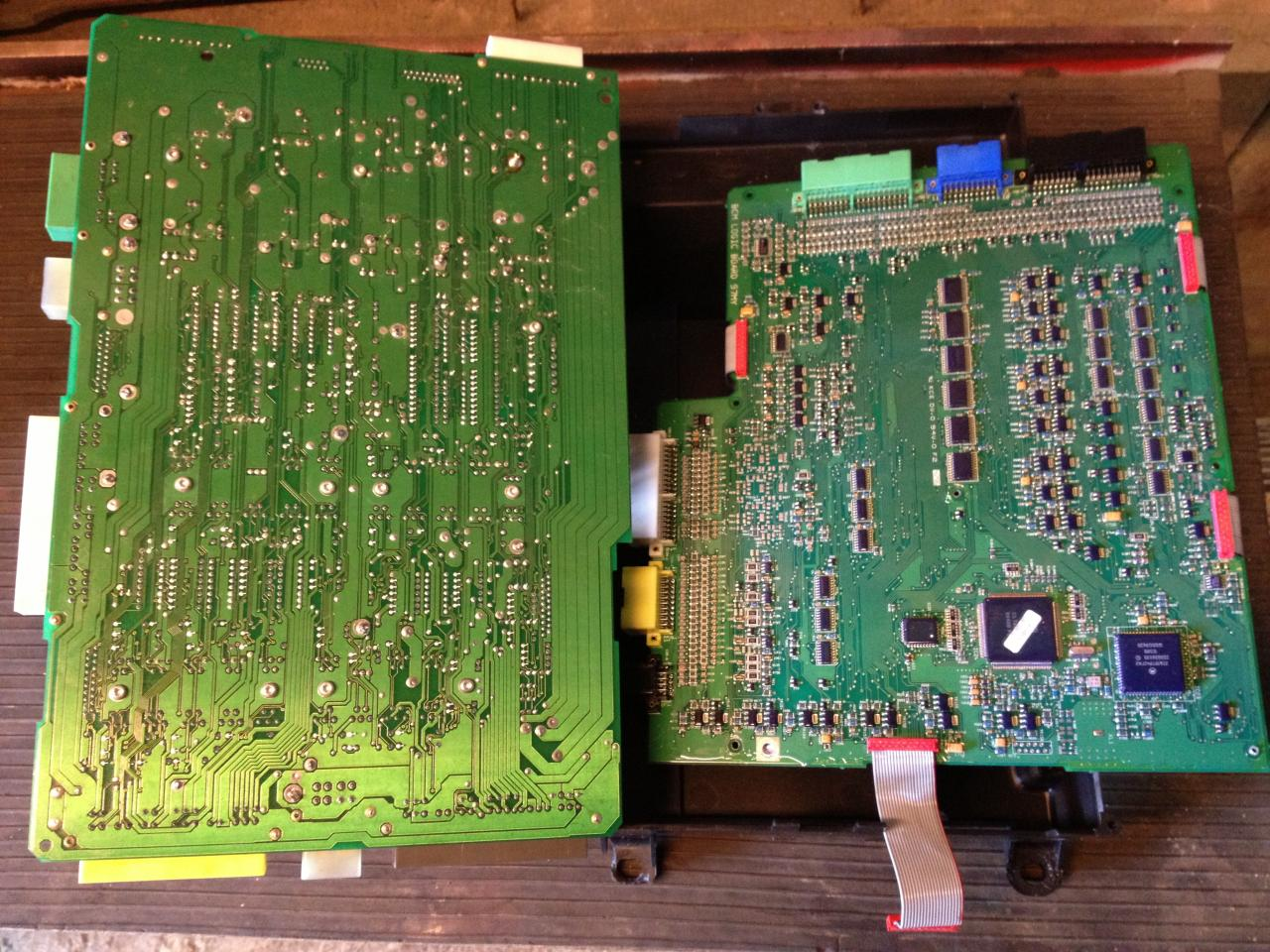 P38 Range Rover BeCM Circuit Boards for Repair